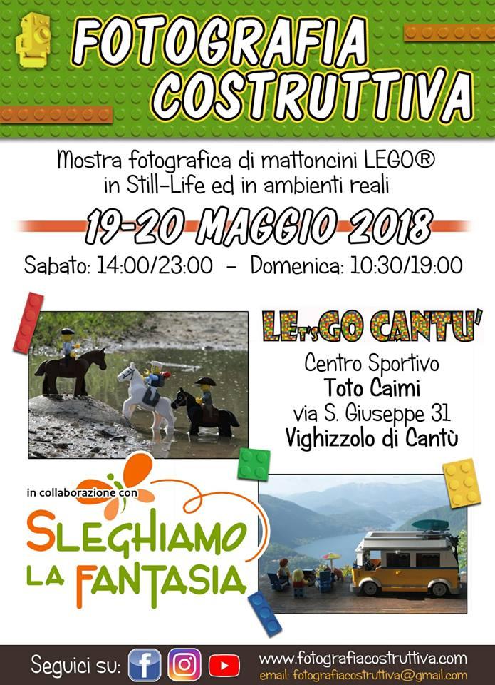 19-20 Maggio 2018 Cantù