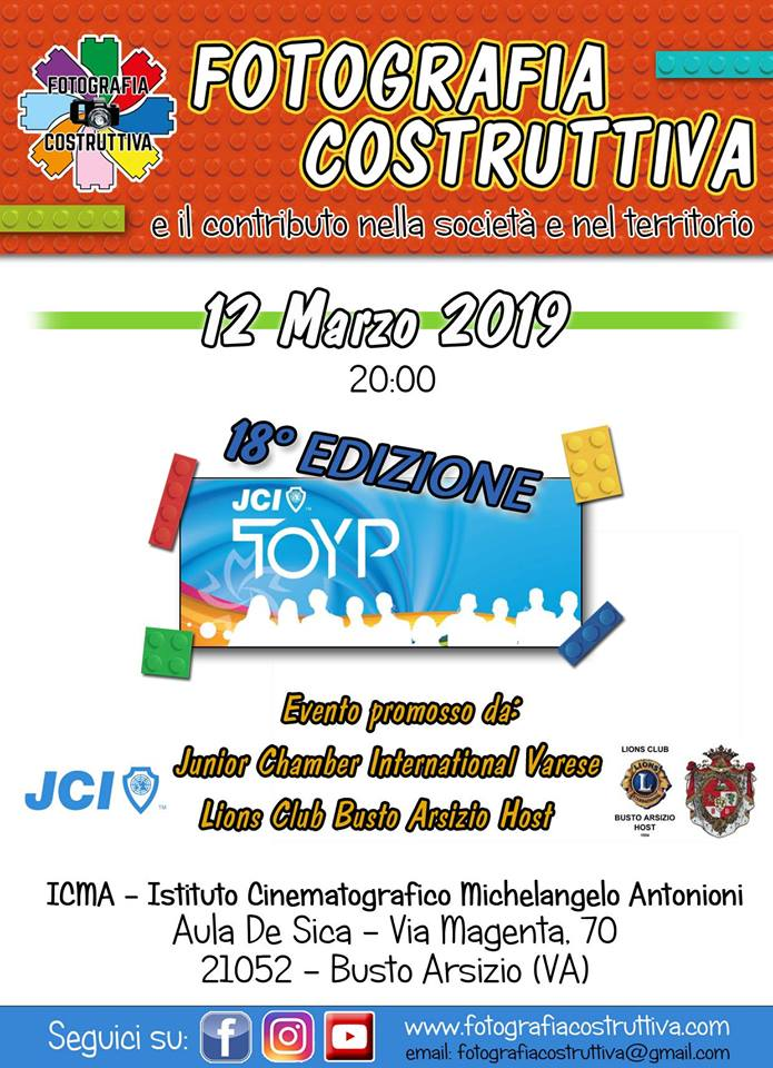12-03-2019 Busto Arsizio