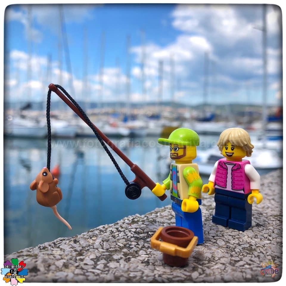 04-06-2019 Giulio De Bortoli 68 MiniG ha pescato un pesce-ratto… 😉🎣🐀