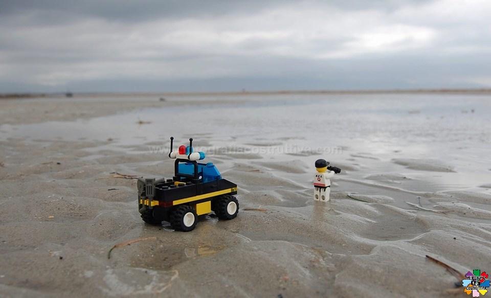 22-07-2019 Sara Argiolas 50 Questa è la mia prima foto in tema Lego 😊