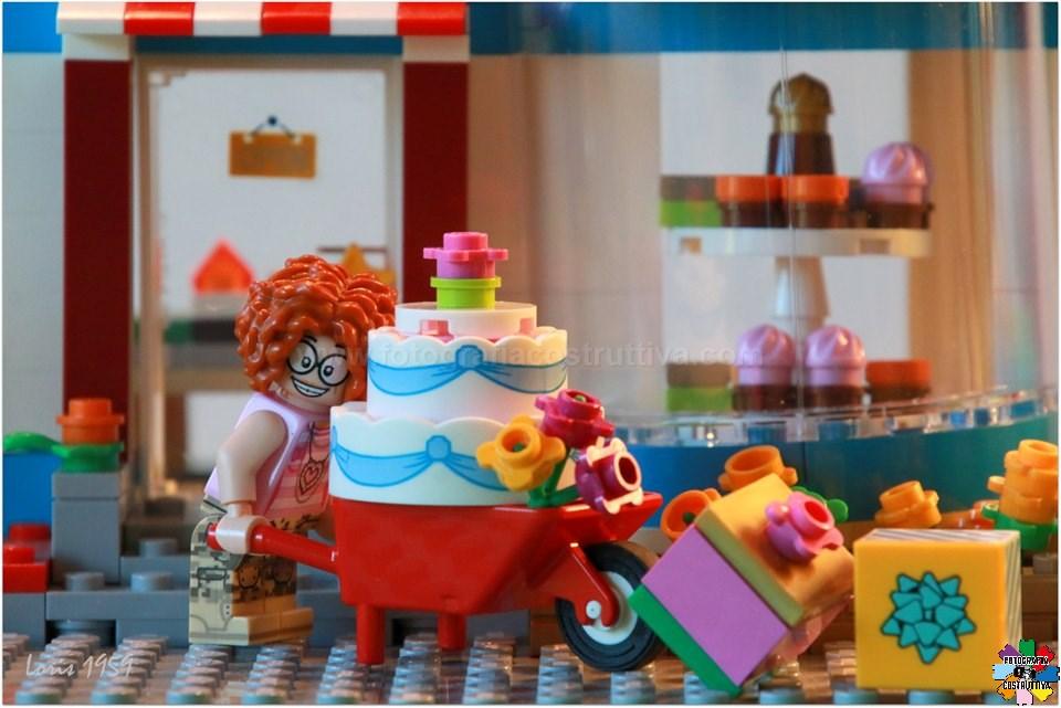 02-09-2019 Susanna Loris Lorandi 51 Forse ho esagerato un po' con la torta Ma oggi è il compleanno di MiniLa