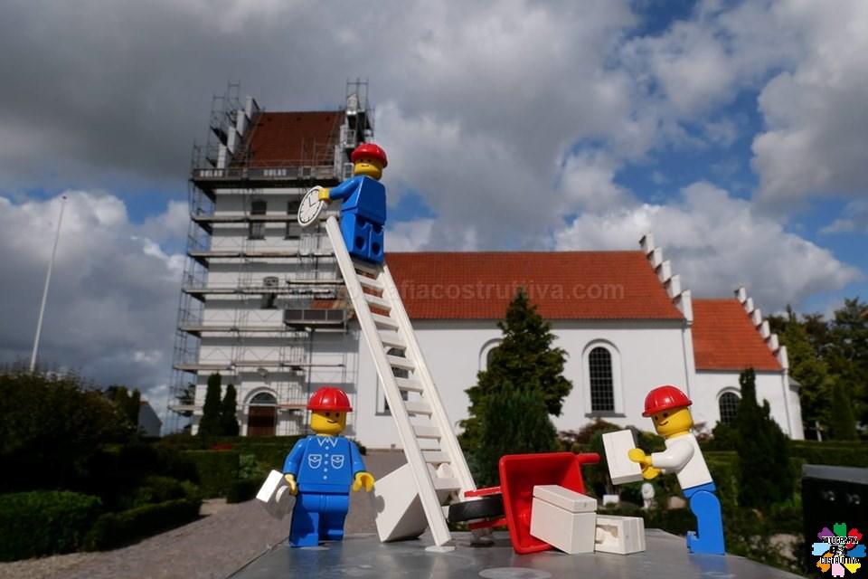 06-09-2019 Marco Bazzo 118 Ecco la prova che in Danimarca le chiese sono fatte di Lego e da Lego