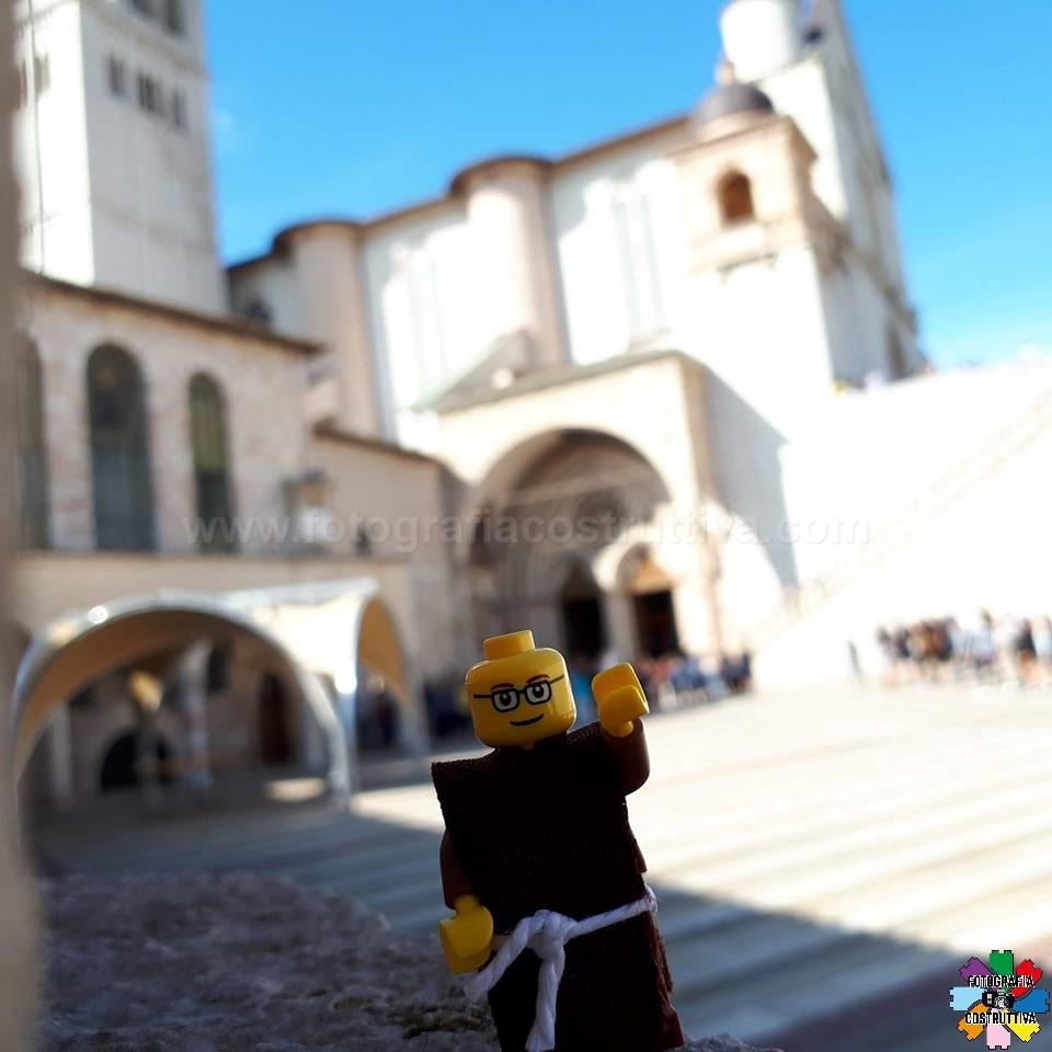 07-09-2019 Marco Moro 51 ..dietro di me, potete vedere la basilica di San Francesco..
