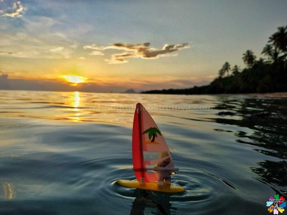 10-09-2019 Adria Font Rodeja 61 Hi guys my sunset on holidays.!! #caribe #france #sunset #surf