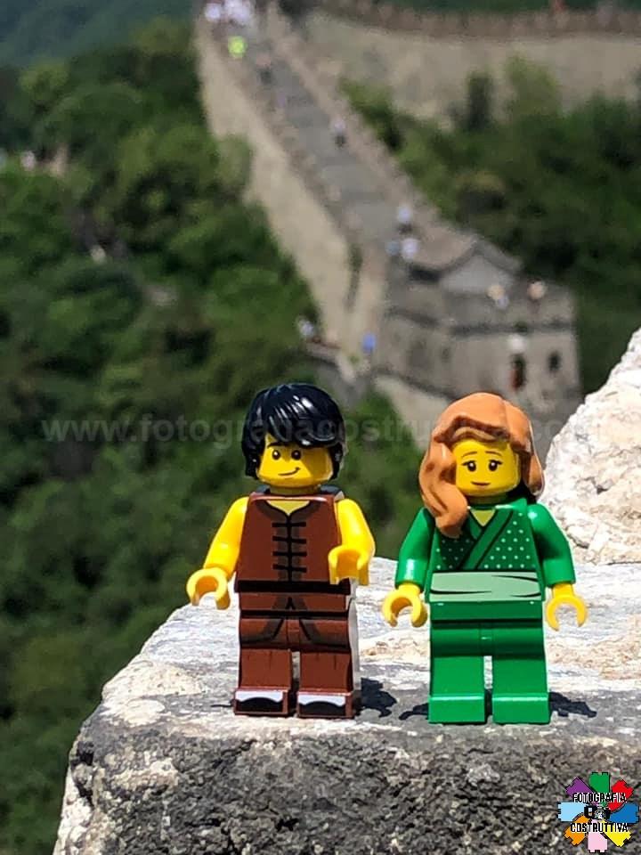 28-08-2019 Elisabetta Calloni 67 Saluti dalla Grande Muraglia Cinese 😘 — presso Mutianyu, Great Wall.