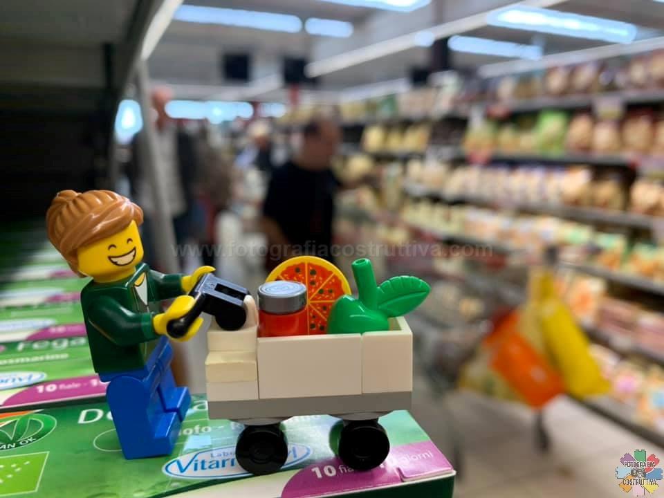 20-10-2019 Clelia Zocchi 56 Una tranquilla domenica mattina al supermercato...