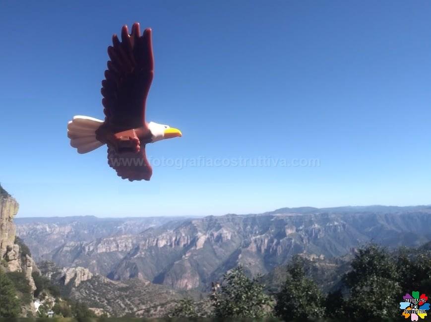 11-11-2019 Luiggi Rossetti 91 Il volo dell'aquila a Barrancas del Cobre