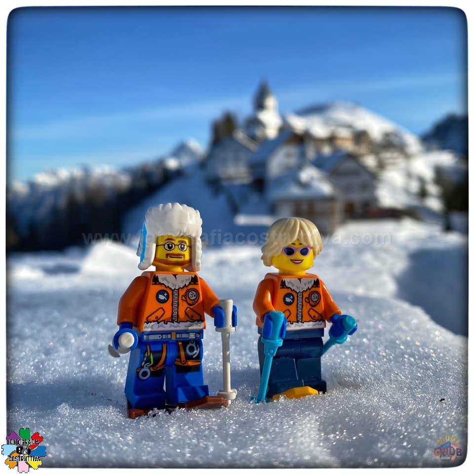 08-12-2019 Giulio De Bortoli 60 Oggi MiniG e MiniM hanno approfittato della prima neve