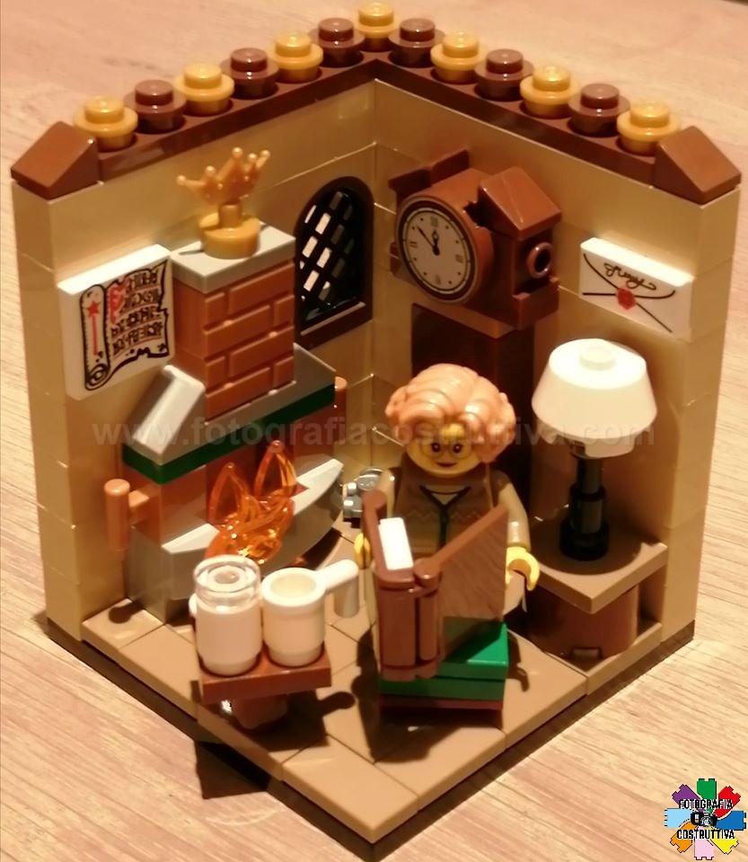 11-12-2019 Ugo Lego 93 Un libro, una tazza di the, un bel camino... Una perfetta sera d'inverno...