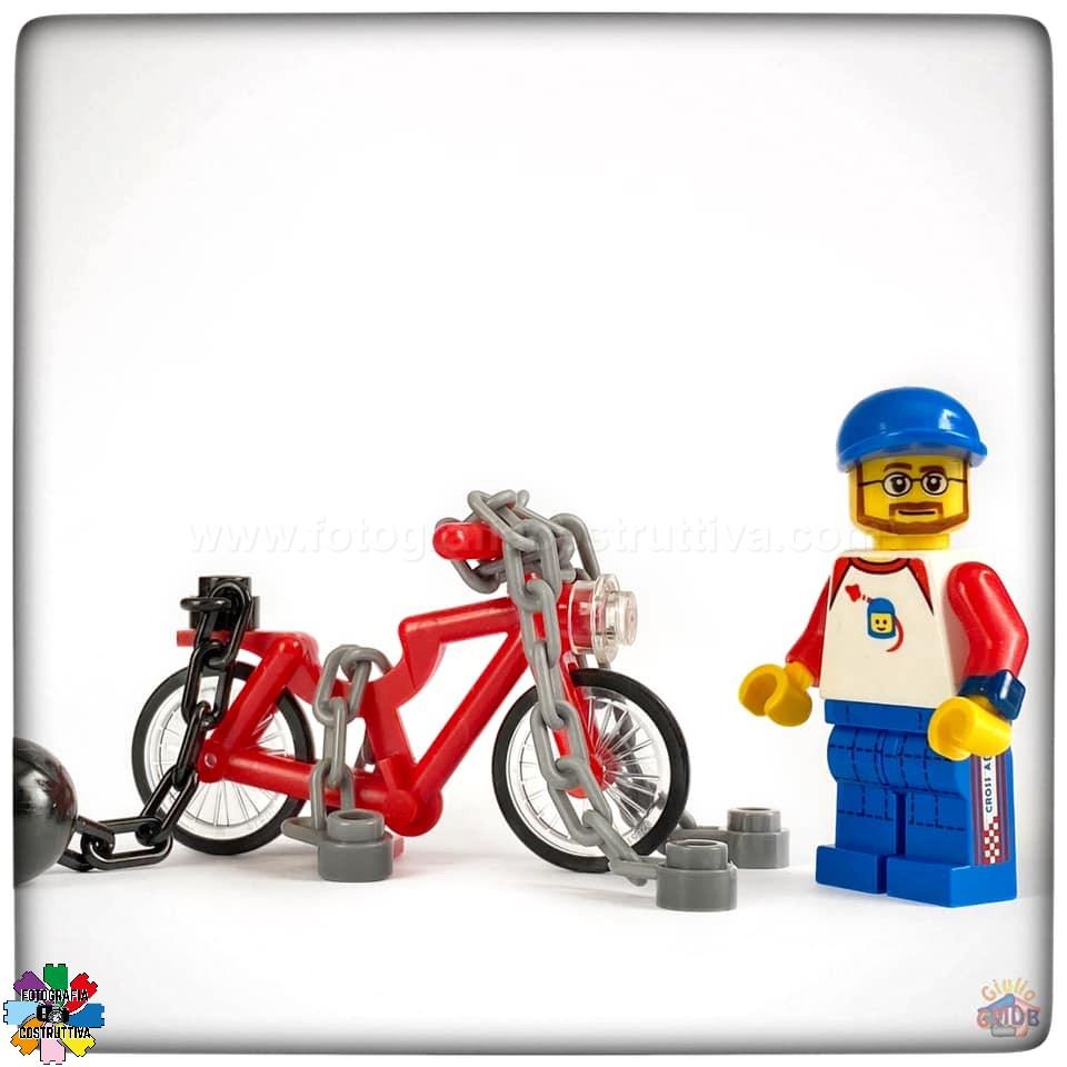 19-02-2020 Giulio De Bortoli 55 MiniG ha sempre paura che qualcuno gli rubi la bici 🚲😉