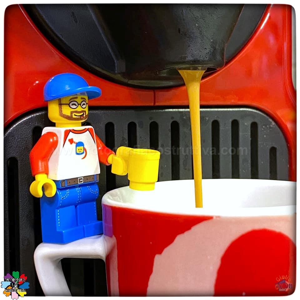 03-03-2020 Giulio De Bortoli 56 Per MiniG per iniziare bene la giornata bisogna partire sempre da un buon caffè ☕️❤️