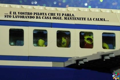 12-03-2020 Alessio Varisco 50 ... è il tuo pilota che ti parla. Oggi lavoro da casa. Mantieni la calma...