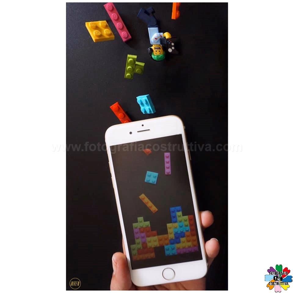 19-03-2020 Chiara D'Anna 83 Tetris 📱