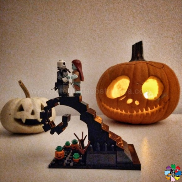 30-10-2020 Loris Fly Florean 60 #legohalloween